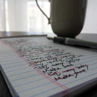 Write Lists