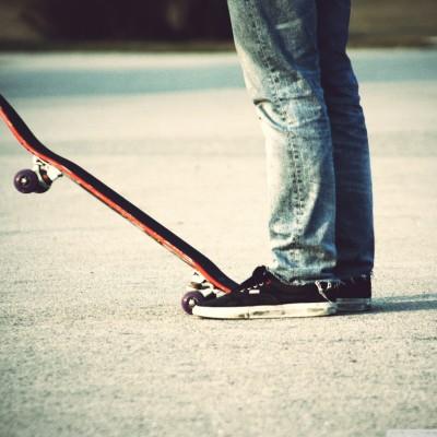 Skateboard