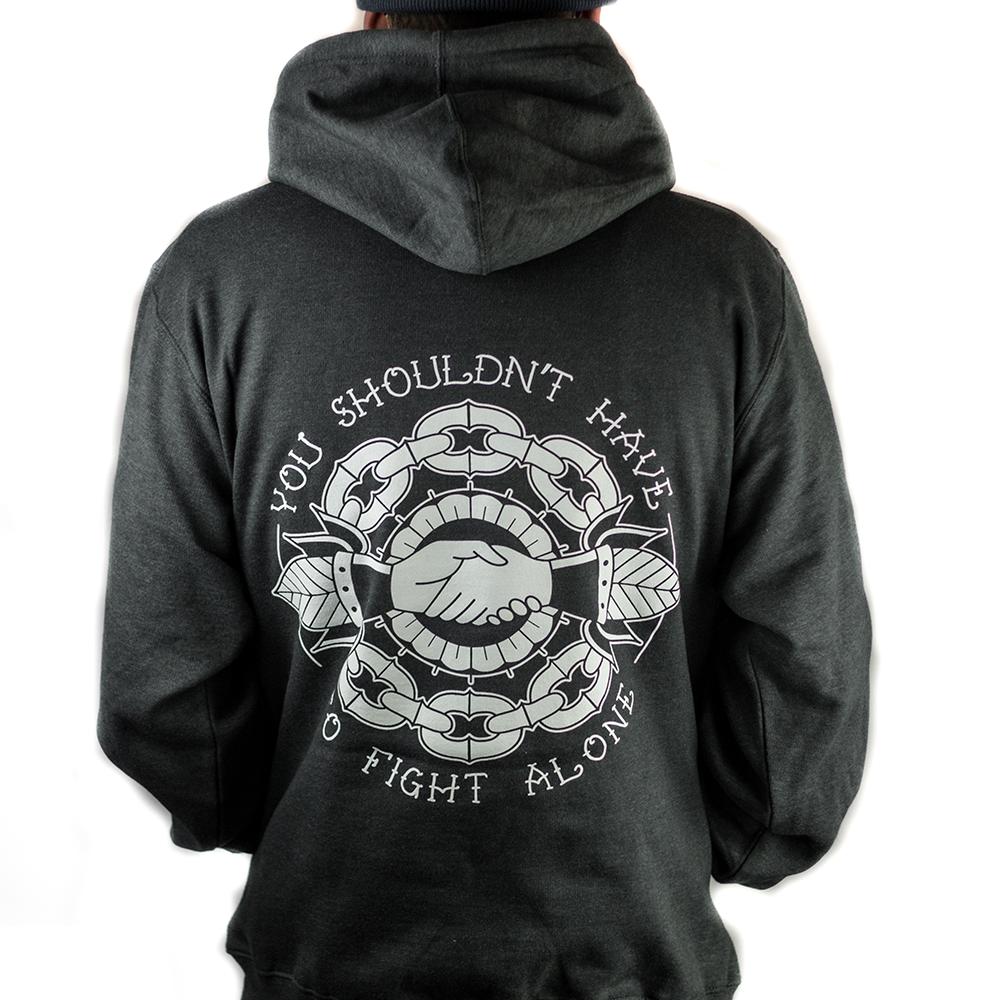 Hoodie Back Print