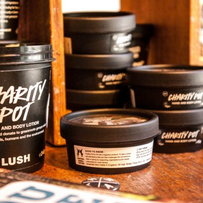 Lush Charity Pot Party!