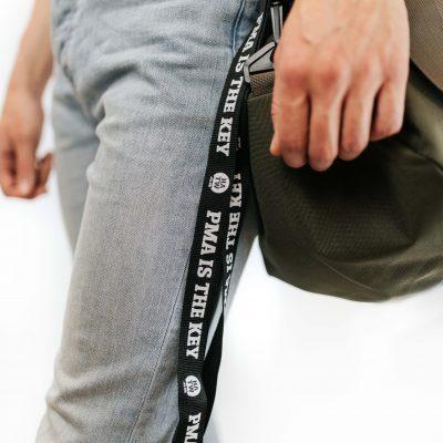 Lanyard belt